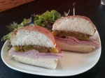 The Ploughman's Sandwich