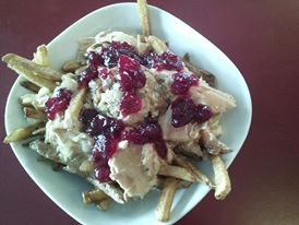 Thanksgiving Poutine